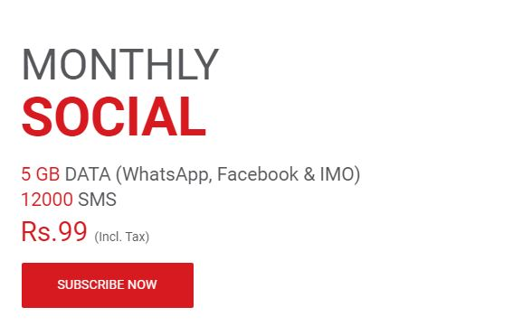 Mobilink Jazz Monthly Whatsapp Offer 2021
