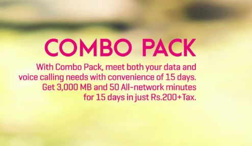 Zong Combo Pack 2021