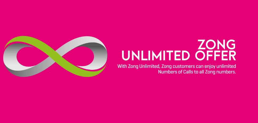 Zong unlimited daily package 2021