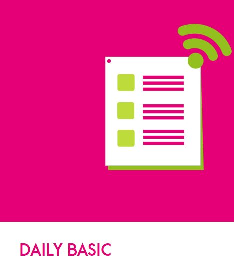 Zong Daily Basic Package 2021